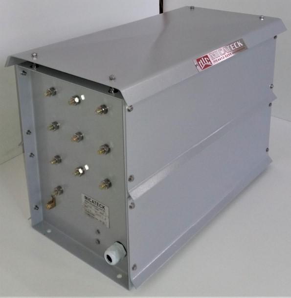 Fabricantes de resistores de potencia