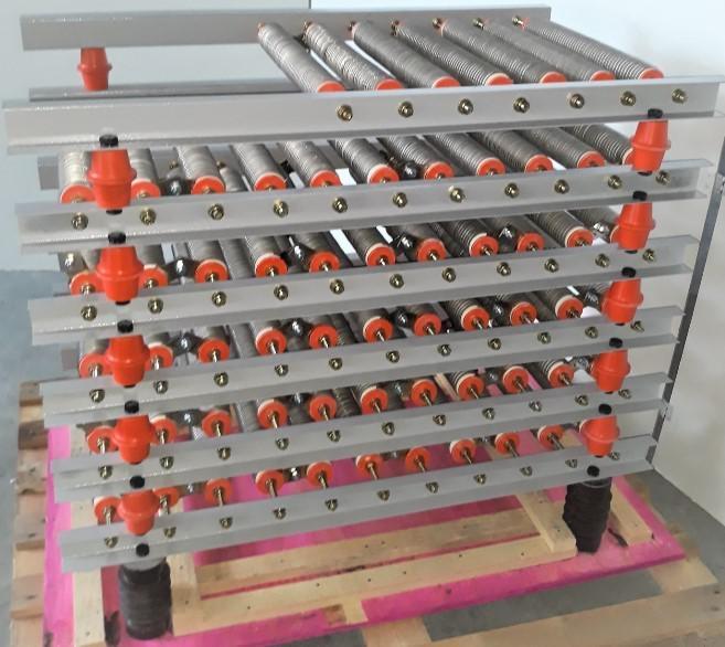 Resistor de aterramento